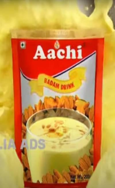 Aachi Badam Drink (2010)