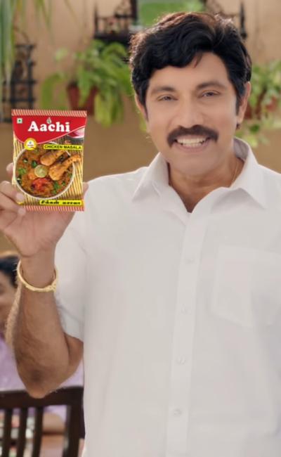 Aachi Chicken Masala (2015)