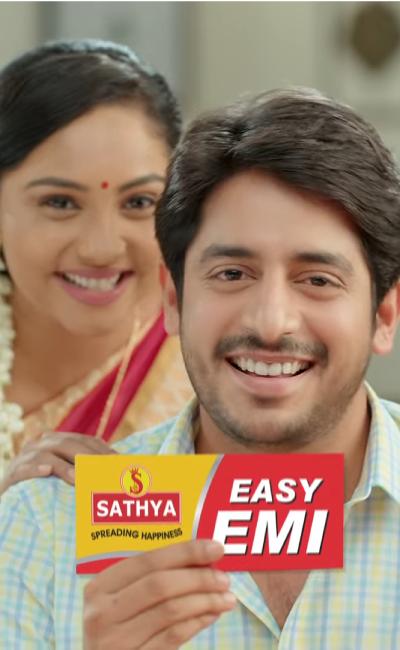 Sathya Sony LED Tv (2018)